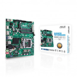 ASUS Prime H310T R2.0 CSM palvelimen työaseman emolevy Intel® H310 LGA 1151 (pistoke H4)