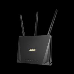 ASUS RT-AC85P langaton reititin Gigabitti Ethernet Kaksitaajuus (2,4 GHz 5 GHz) Musta
