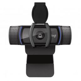 Logitech C920s verkkokamera 1920 x 1080 pikseliä Musta