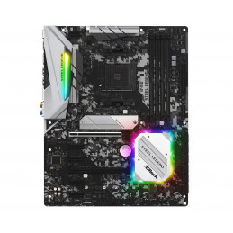 Asrock B450 Steel Legend AMD B450 Kanta AM4 ATX