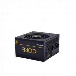Chieftec BBS-600S virtalähdeyksikkö 600 W 24-pin ATX PS 2 Musta