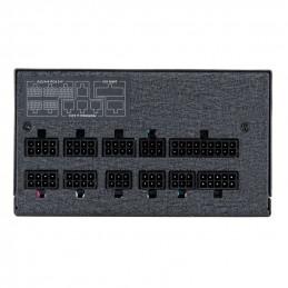 Chieftec PowerPlay virtalähdeyksikkö 850 W 20+4 pin ATX PS 2 Musta, Punainen