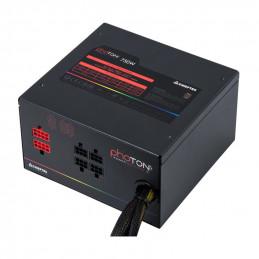 Chieftec Photon virtalähdeyksikkö 750 W 24-pin ATX PS 2 Musta