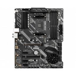 MSI X570-A PRO emolevy AMD X570 Kanta AM4 ATX