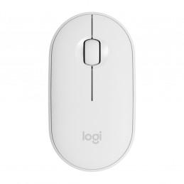 Logitech Pebble M350 hiiri Molempikätinen Langaton RF + Bluetooth Optinen 1000 DPI