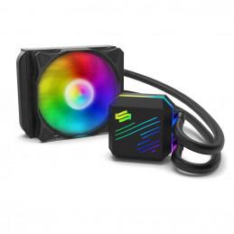 SilentiumPC Navis EVO ARGB 120 tietokoneen nestejäähdytin