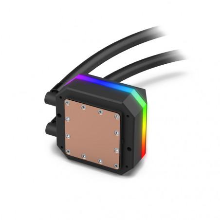 SilentiumPC Navis EVO ARGB 280 tietokoneen nestejäähdytin