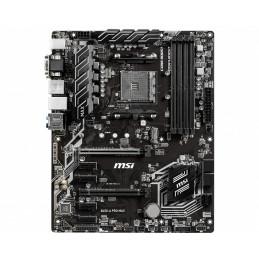 MSI B450-A PRO MAX emolevy AMD B450 Kanta AM4 ATX