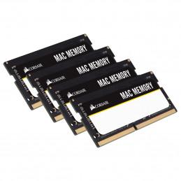 Corsair CMSA32GX4M4A2666C18 muistimoduuli 32 GB 4 x 8 GB DDR4 2666 MHz