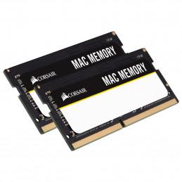 Corsair CMSA32GX4M2A2666C18 muistimoduuli 32 GB 2 x 16 GB DDR4 2666 MHz