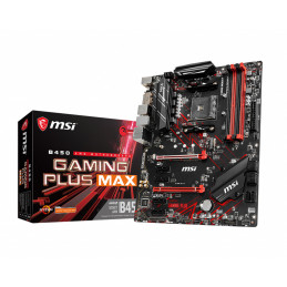 MSI B450 GAMING PLUS MAX emolevy AMD B450 Kanta AM4 ATX