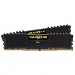 Corsair Vengeance LPX CMK32GX4M2D3600C18 muistimoduuli 32 GB 2 x 16 GB DDR4 3600 MHz
