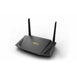 ASUS RT-AX56U langaton reititin Gigabitti Ethernet Kaksitaajuus (2,4 GHz 5 GHz) Musta