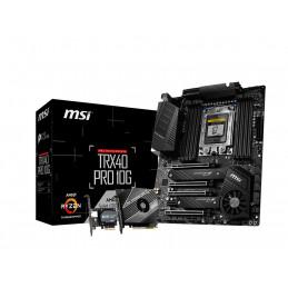 MSI TRX40 PRO 10G emolevy AMD TRX40 Socket sTRX4 ATX