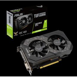 ASUS TUF-GTX1650S-O4G-GAMING NVIDIA GeForce GTX 1650 SUPER 4 GB GDDR6