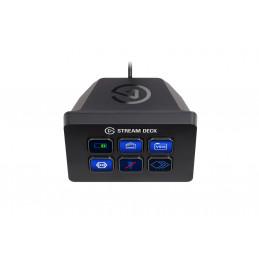 Elgato Stream Deck Mini näppäimistö USB Musta