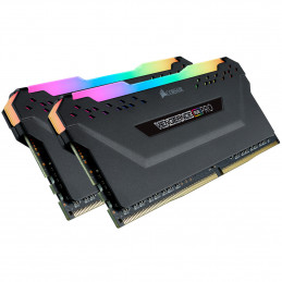 Corsair Vengeance CMW32GX4M2Z3600C18 muistimoduuli 32 GB 2 x 16 GB DDR4 3600 MHz