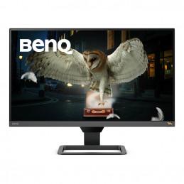 """Benq EW2780Q 68,6 cm (27"""") 2560 x 1440 pikseliä Quad HD LED Musta, Harmaa"""